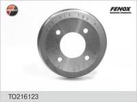 Тормозной барабан, FENOX, TO216123