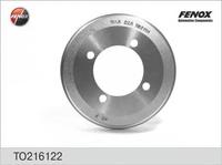 Тормозной барабан, FENOX, TO216122