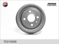 Тормозной барабан, FENOX, TO216006