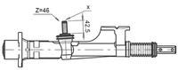 Рейка рулевая, STELLOX, 0035007SX
