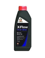 Моторное масло COMMA 15W40 X-FLOW TYPE MF, 1л, XFMF1L