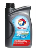 Моторное масло TOTAL Neptuna 2T Super Sport, 1л, 166229