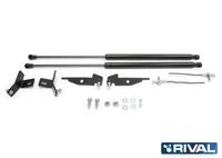 Амортизаторы капота RIVAL (2 шт.) Toyota Highlander 2013-