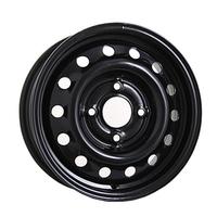 Колесный диск ТЗСК , 5.5x14/4x98, D58.6, ET35, Черный-глянец