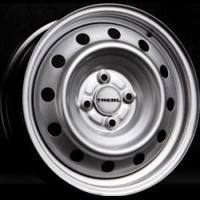 Колесный диск TREBL 53A36C, 5.5x14/4x100, D60.1, ET36, Silver