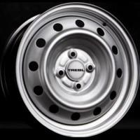 Колесный диск TREBL 53A35D, 5.5x14/4x100, D57.1, ET35, Silver