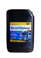 Моторное масло Mobil Delvac Super 1400E, 15W-40, 20л