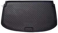 Коврик багажника для Chevrolet Aveo (Шевроле Авео) Хэтчбек (2011-), NPLP1204