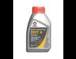Тормозная жидкость COMMA DOT 4, 0.5л, BF4500M
