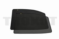Солнцезащитный экран, комплект на задние двери на Dodge, Durango III (2013-н.в.) рестайлинг, TROKOT,