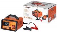 Зарядное устройство AIRLINE, 6/12 V, 0-10 А, амперметр, ручная регулировка зарядного тока, импульсно