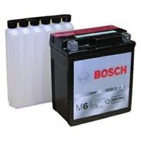 Аккумуляторная батарея Bosch Funstart AGM, 12 В, 6 А/ч, 50 А, 0092M60060