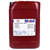 Моторное масло Mobil Super 2000 X1, 10W-40, 20л