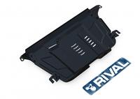 Защита картера + КПП, Lexus ES 250, 350/Lexus RX 350/200t/450h /Toyota Camry /Highlander/Venza