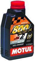 Моторное масло MOTUL 800 2T FL OFF ROAD, 1л, 101438