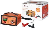 Зарядное устройство AIRLINE, Зарядно-пусковое, амперметр, трансформаторное 6/12 В, 2/10/55 А, AJS550