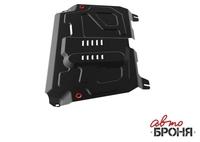 Защита картера + КПП, Lexus ES 2015-, V - 2.5; 3.5; Увеличенная/Lexus RX 350/200t/450h 2015-, V - вс