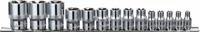 Набор торцевых головок внешний TORX E-профиль,14 предметов OMBRA 910614