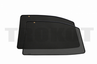 Солнцезащитный экран, комплект на задние двери на Cadillac, SRX (1) (2003-2009), TROKOT, TR1664-02