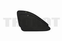 Солнцезащитный экран, комплект на задние форточки на SEAT, Leon 3 (2012-наст.время), TROKOT, TR1717-