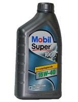 Моторное масло Mobil Super 1000 X1, 15W-40, 1л