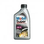 Моторное масло Mobil Super 2000 X1, 10W-40, 1л