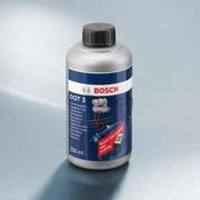 Тормозная жидкость BOSCH DOT 3, 0.25л, 1987479100