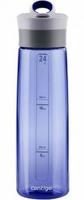 Бутылка для воды с автозакрывающейся крышкой Contigo Grace, синяя, 750 мл, 10000202