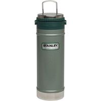 Термос STANLEY Classic термос для заваривания 0,47L Темно-Зеленый, 1001855003