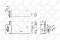 Радиатор печки, STELLOX, 1035048SX