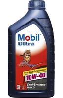 Моторное масло Mobil ULTRA, 10W-40, 1л