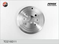 Тормозной барабан, FENOX, TO216011
