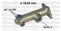 Главный тормозной цилиндр, CIFAM, 202035
