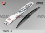 Щетка стеклоочистителя, каркасная, 400мм, FENOX, WB40010