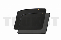 Солнцезащитный экран, комплект на передние двери (укороченный) на Geely, MK Cross 1 (2010-2016), TRO