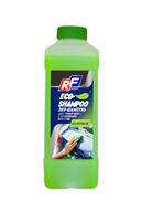 10372N RUSEFF ЭКО-ШАМПУНЬ для ручной мойки с полирующим эффектом, 1 л