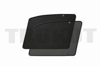 Солнцезащитный экран, комплект на передние двери (укороченный) на ЗАЗ, Vida (2012-2016), TROKOT, TR1